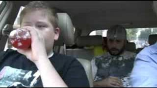 Horror Hitch Hiker Prank