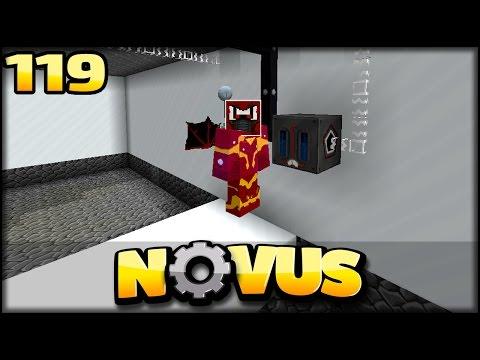 DE-Compressor Fail | Minecraft NOVUS #119 | Minecraft Modpack