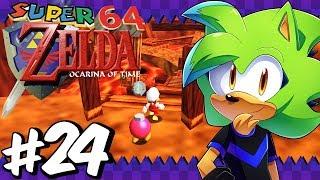 Super Mario 64: Ocarina of Time (100%) | Part 24 | SM64 Mod