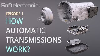 How Automatic Transmissions Work? Diagnosis, prevention and repair?