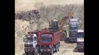 The first video for the exclusive appearance of Nile silt in the new Suez Canal