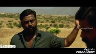 Paruthiveeran movie Karthi dialogue