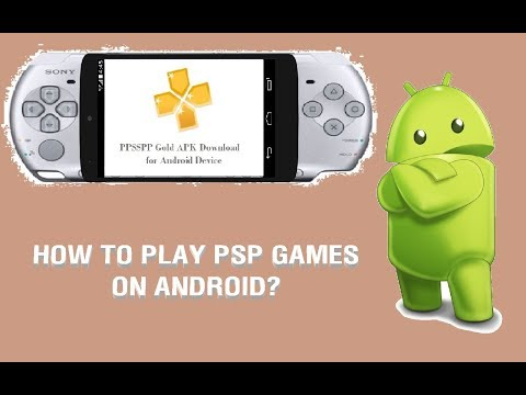 Jak Grać W Gry PSP Na Telefonie [ ANDROID ]?