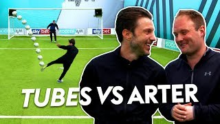 Harry Arter Hits Top Bins?!? 😱 | Tubes vs Harry Arter