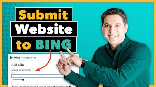 How to Add Website to Bing Search Engine - Submit Site to Bing Webmaster Tools