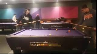 Pool Games With Mates