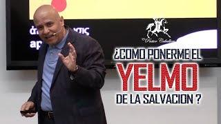 Predicas Cristianas - ¿Como ponerme el Yelmo de la Salvación? | Pastor Caballero