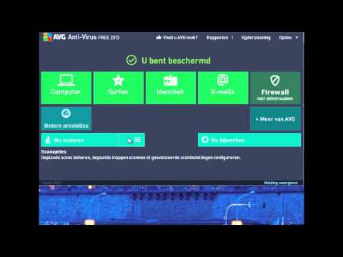 AVG Anti-Virus Free 2013.0.2667