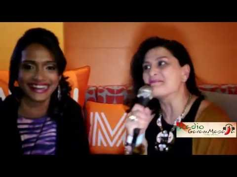 DJ Paroma with Monal Bajaria at Mumbai Vibrations event Pert, Western Australia