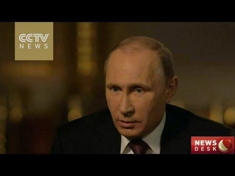 Putin: War with Ukraine unlikely