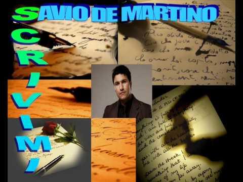 SCRIVIMI – Savio De Martino-[Tributo Nino Bonocore]-Canzoni D'amore e Romantiche