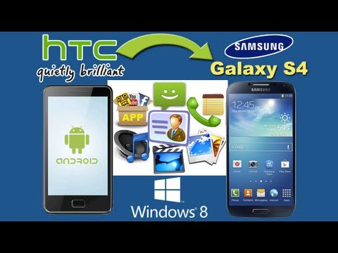 SMS To Samsung Galaxy S4: How To Transfer SMS Text Messages From