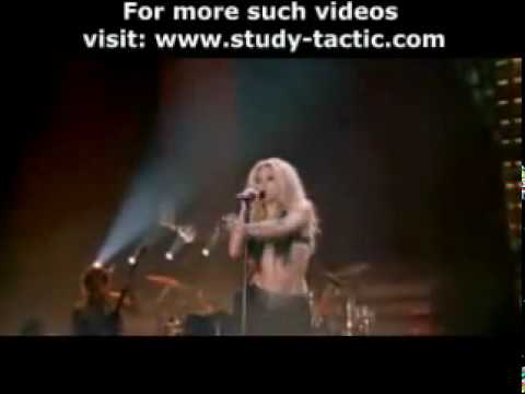 Pashto New Song By Shakira 2010 .. Very Nice One..flv video