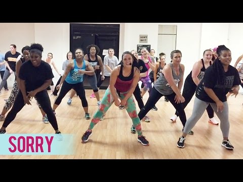Justin Bieber - Sorry (Dance Fitness with Jessica)