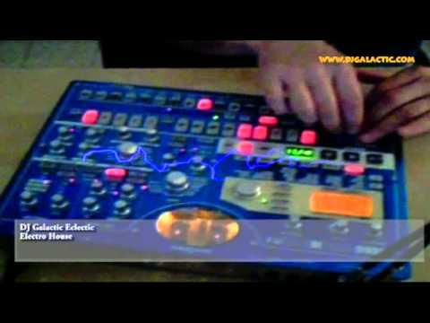 Eclectic with Korg Electribe