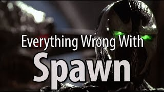 Everything Wrong With Spawn In 18 Minutes Or Less