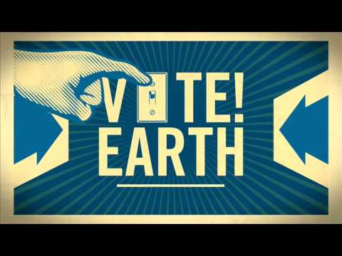 Vote Earth for Earth Hour 2009