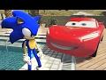 Sonic ve Afacan Kız Saklambaç Oynarken Ejderha Yavrularıyla Karşılaşır (Çizgi Film İzle)