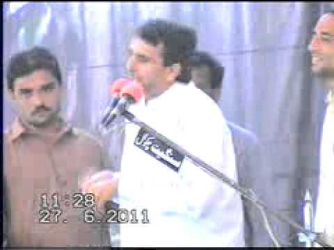 Majlis Talagang 27June2011 (Syed Sajjad Hussain Shumari)