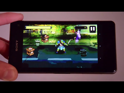 Teenage Mutant Ninja Turtles para Android