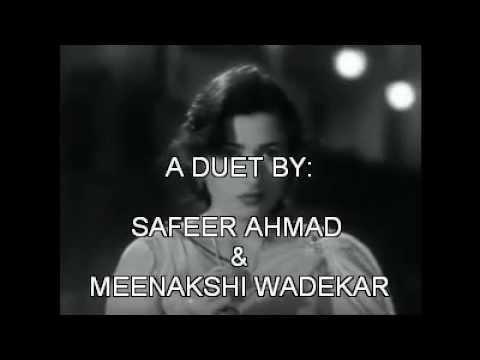 ACHCHA JI MAIN HAARI - SAFEER AHMAD & MEENAKSHI (please use...