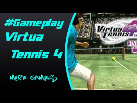 Virtua Tennis 4™ Gameplay (PC HD