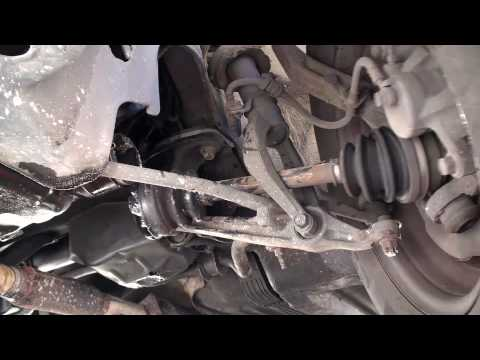 Oops. Axle and Ball Joint Replacement - EricTheCarGuy