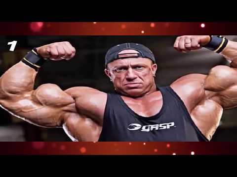 5 Hommes ayant des muscles  impressionnant Incroyable