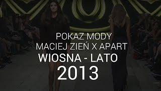Maciej Zień - kolekcja wiosna/lato 2013
