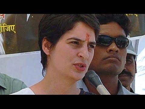 Priyanka Gandhi's sharp rebuttal to Arun Jaitley