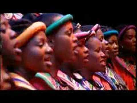 Soweto Gospel Choir video