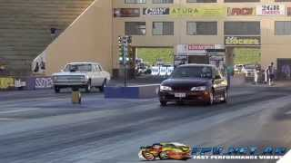 SUPER STREET DRAG RACING ROUND 8 SYDNEY DRAGWAY 4.10.2014