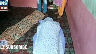 DAUGHTER & MOTHER DIED DUE TO ELECTRIC SHOCK IN BALAPUR SAIF COLNY TRS MLA  SABITA INDRA REDDY SPOT