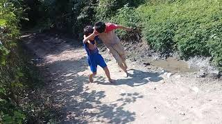 [MV] Trẻ Trâu say rượu be bét đánh nhau |P1|