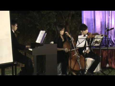 Air on G Piano Trio@The Hong Kong Jockey Club Beas River Country Club
