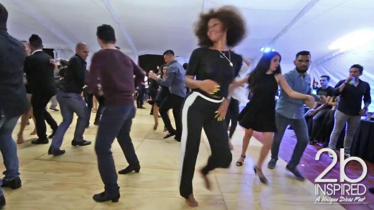 Desiree Godsell & Roberto Villavicencio | Social Dancing | 2b Inspired 2016