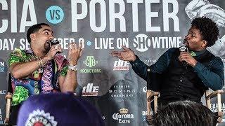Danny Garcia vs Shawn Porter | OFFICIAL PRESS CONFERENCE