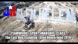 The Last Dog Standing 2018 | Teamwork Sportsmanship Class