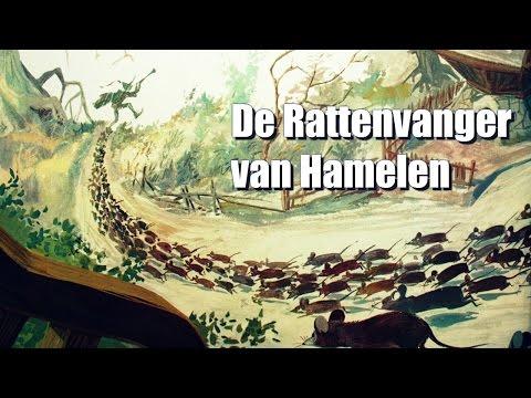 De Rattenvanger van Hamelen - Luistersprookjes en Vertellingen