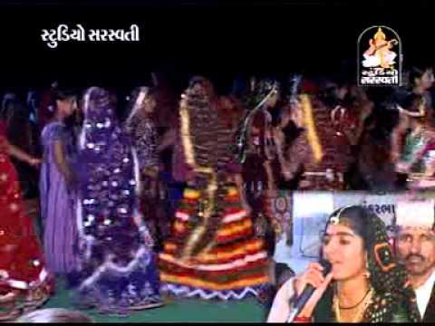 Kiran Gadhvi Kutchh | Javaharnagar | Hinglaj Maa Live Bhajan 2014 video