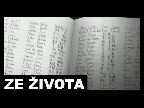【Ze života】Politický seznam [CZ]