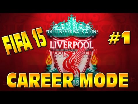 FIFA 15 LIVERPOOL CAREER MODE #1 DYNASTY BEGINS! TRANSFERS & SQUAD REVIEW!
