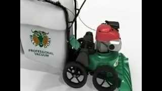 Billy Goat KV Residential / Light Commercial Leaf Vacuum