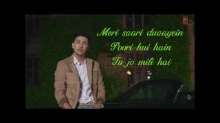 Tere Naam Zack Knight Lyrics with English Translations HD