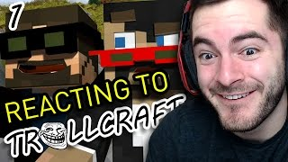 REACTING TO SSUNDEE & CRAINER'S TROLLCRAFT REACTIONS