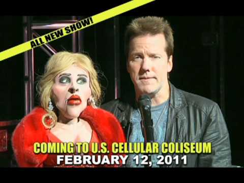 Jeff Dunham - U.S. Cellular Coliseum Bloomington, IL