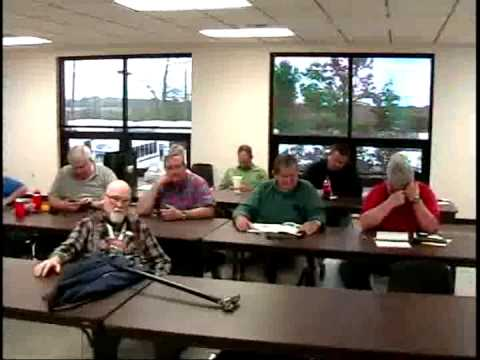 KY-QRP May 2013 meeting