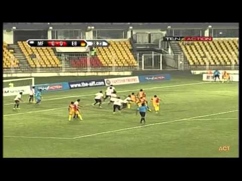 Hero Fed Cup 2014 - 2015 MUMBAI FC (0) vs KINGFISHER EAST BENGAL (0) 2-01-2015