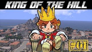 [Replay] King of the Hill #1 : Putain de colline ! - ArmA 3