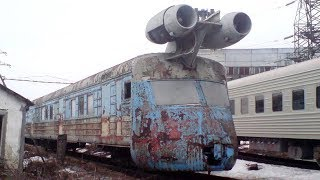12 Most Amazing Abandoned Trains